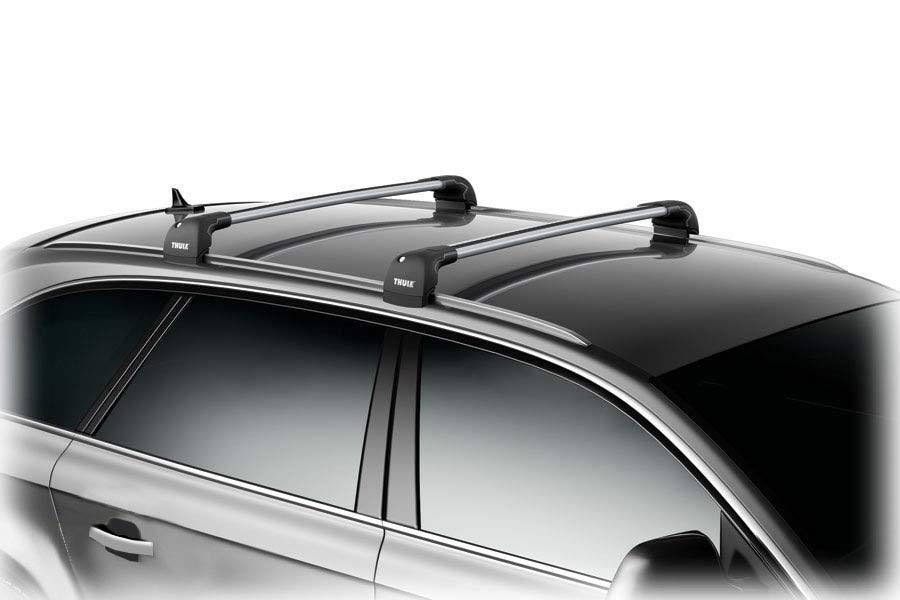 Thule 7604 Aeroblade Edge Flush Mount Xl Thule Car Rack