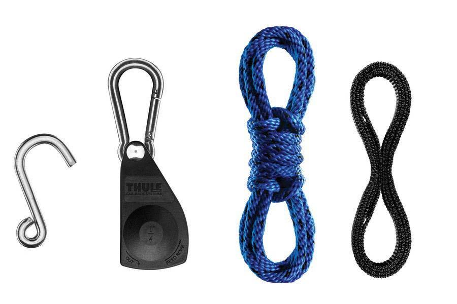 Thule 855xt Quick Draw Rachet Ropes Thule Rack Accessory