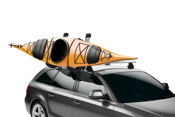Note: The Hullavator Pro ONLY Works With Thule Roof Rack Systems, And Can  Not Be Used With A Factory Rack.
