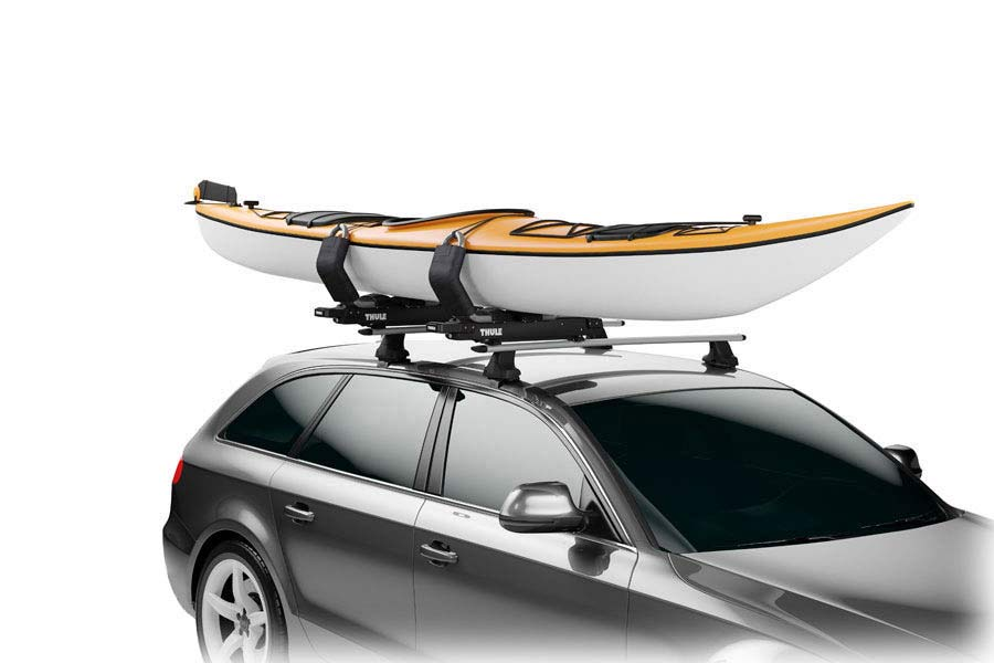 Kayak On Roof >> Thule 898 Hullavator Pro Thule Kayak Racks