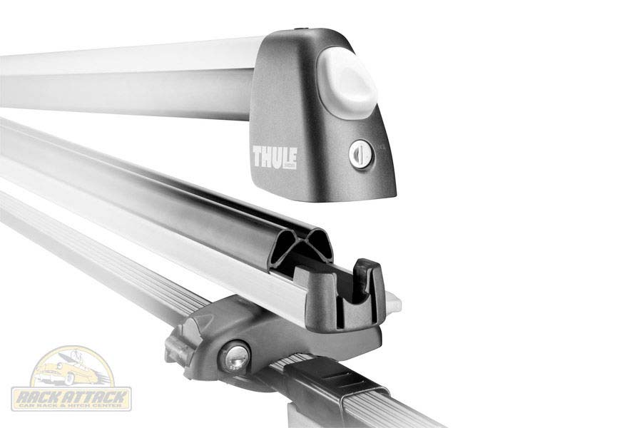 Thule 92725 Universal Flat Top 6 Alternate Image Thumbnail