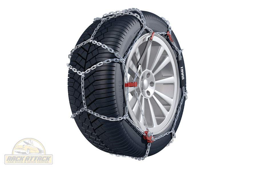 thule cb 12 passenger snow chain 070 thule tire chains. Black Bedroom Furniture Sets. Home Design Ideas
