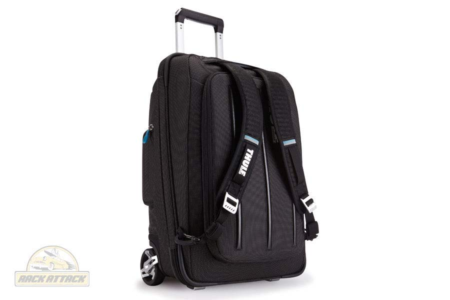 Thule Crossover 38L Rolling Carry-On Black Alternate Image Thumbnail