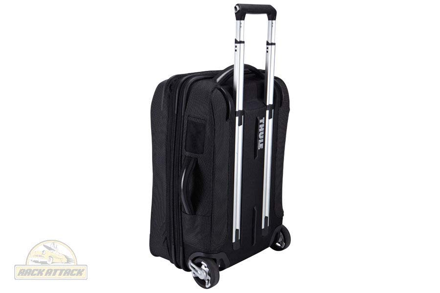 Thule Crossover 45L Rolling Upright Black Alternate Image Thumbnail
