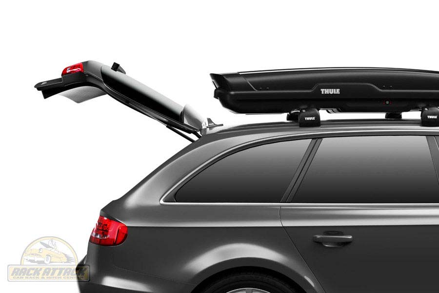 how to lock thule t2 classic add on