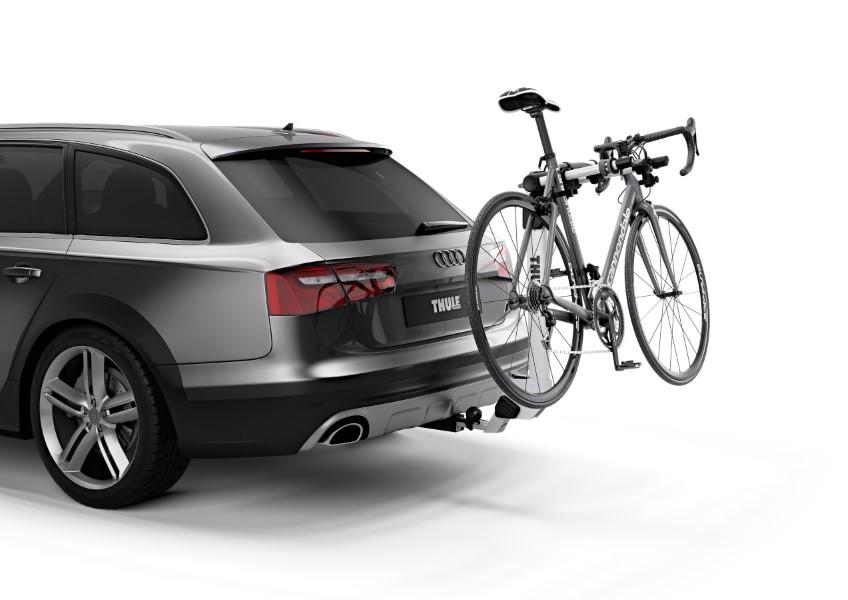 Rear Mount Holder KIA SORENTO ALL YEARS 3 Bike Carrier Car Triple Cycle Rack
