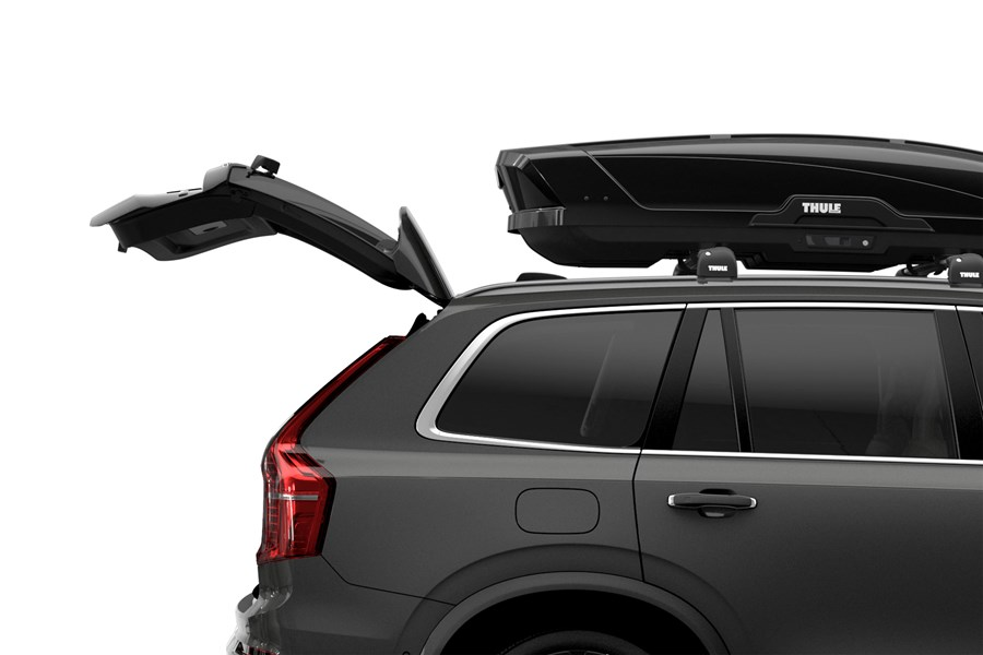 Thule Motion XT Alpine Black Cargo Box Alternate Image Thumbnail