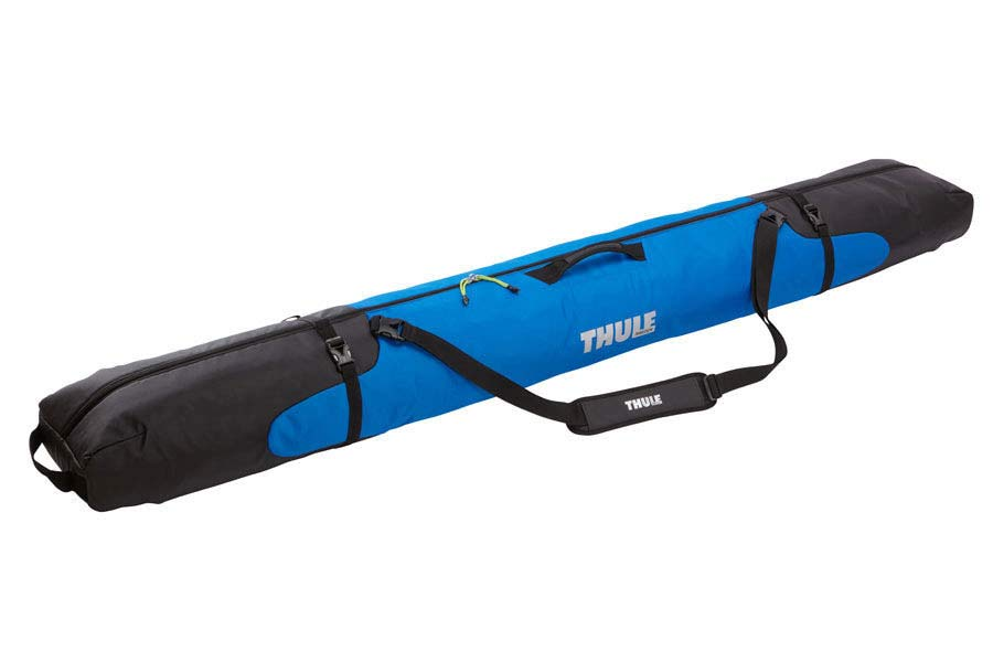 Thule Roundtrip Single Ski Carrier Cobalt Thule Rack