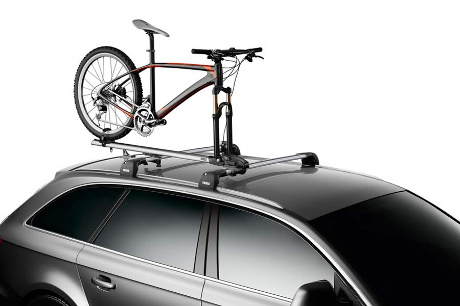 Thule 535 ThruRide Fork Mount Carrier Alternate Image Thumbnail