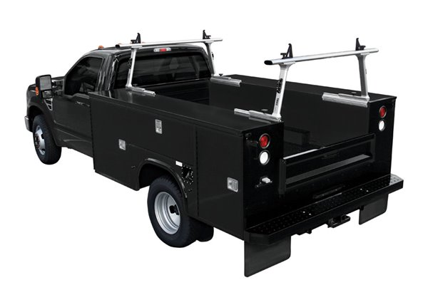 Thule TracRac Utility Truck Rack Tall Alternate Image Thumbnail