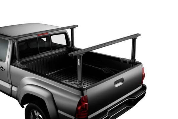 Thule 500XTB Xsporter Pro Black with Load Stops