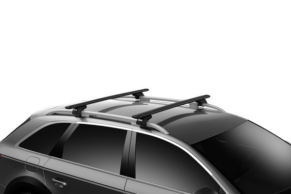 Thule Wingbar Evo 118 (47in.) Black Alternate Image Thumbnail