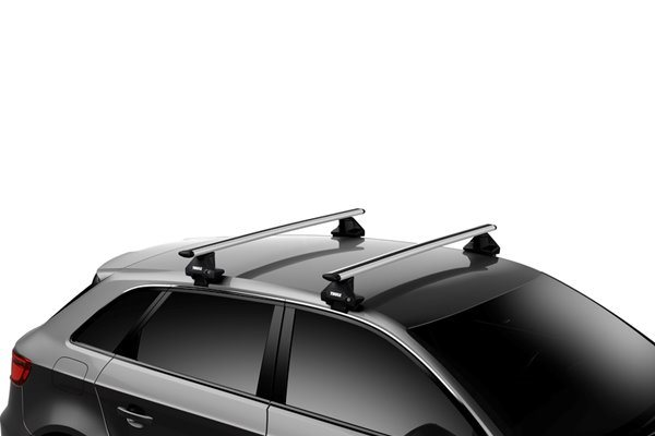 Thule Wingbar Evo 118 (47in.) Silver Alternate Image Thumbnail