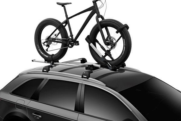 Thule Upride Fatbike Adapter Bike Rack