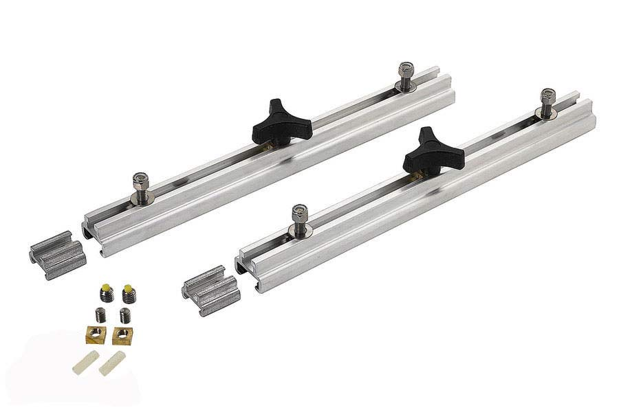 Thule TracRac Sliding Toolbox Mount Kit