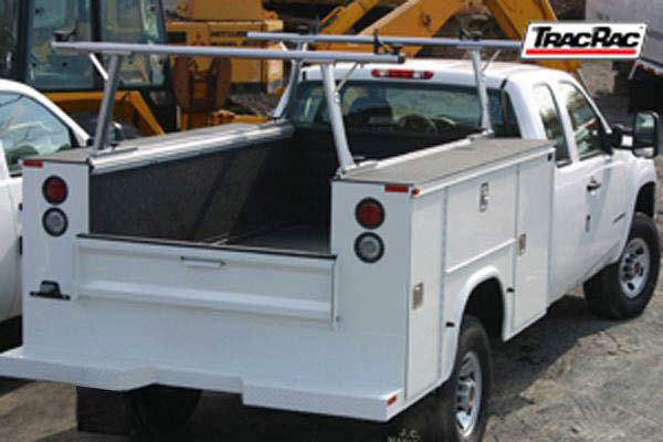TracRac Sliding Utility Truck Rack Alternate Image Thumbnail