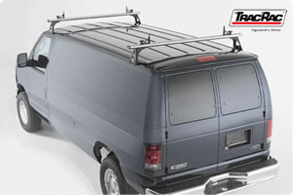 TracVan Double Rack System