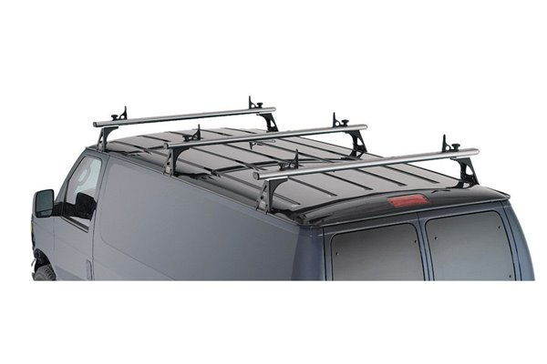 TracVan Triple Rack System