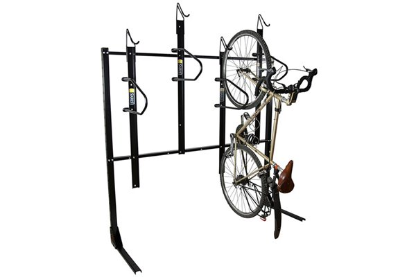 Saris Vertical 4 Bike Wall Rack