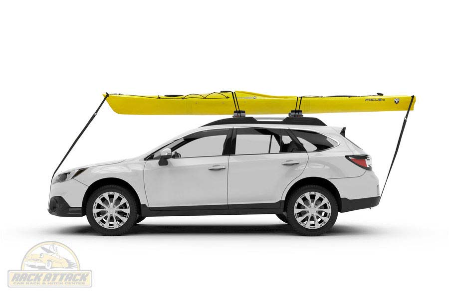 Yakima EvenKeel Flexible Boat Saddles Kayak Rack Alternate Image Thumbnail