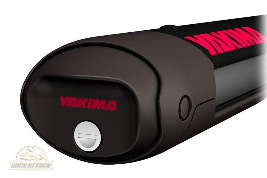 Yakima FatCat 6 Black Ski & Snowboard Rack Alternate Image Thumbnail