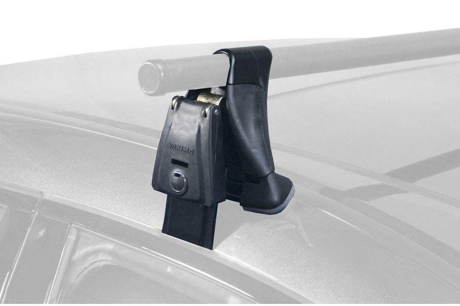 Yakima Q Clips >> Yakima Q Towers Yakima Car Rack System