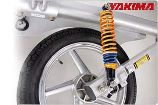 Yakima RACKandROLL Trailer Heavy Duty Shocks