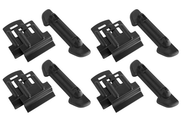 Yakima RidgeClip 10 (Set of 4)