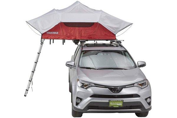 Yakima SkyRise Car Top Tent (3 Person)  sc 1 st  Rack Attack & Yakima SkyRise Car Top Tent (2 person) - Roof Rack Accessories