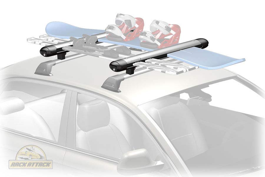 Whispbar WB300 Ski and Snowboard Carrier Alternate Image Thumbnail