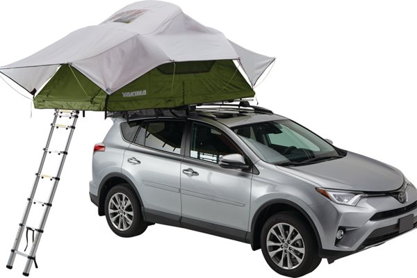 Yakima SkyRise MD Green Roof Top Tent