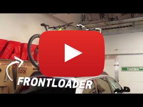 Yakima FrontLoader Video Thumb