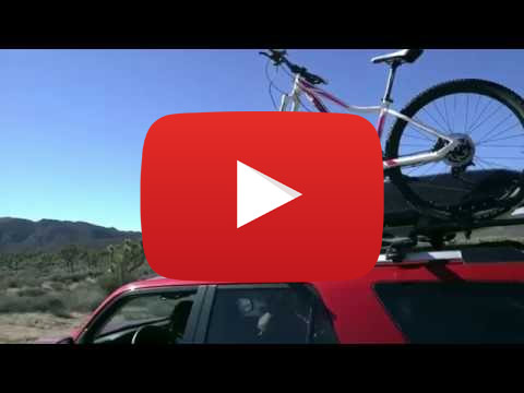 Yakima Windshield - 34 Inch Video Thumb