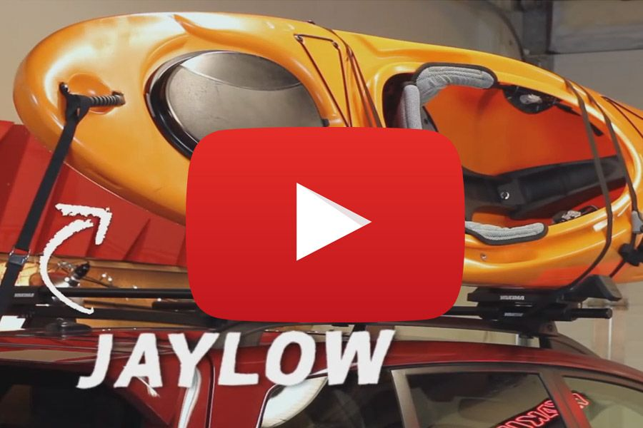 Yakima JayLow Kayak Rack Video Thumb